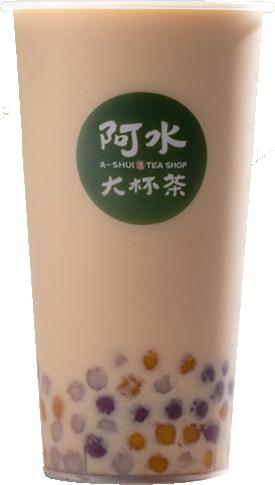 3Q芋圆奶茶