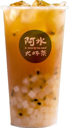 百香果红茶