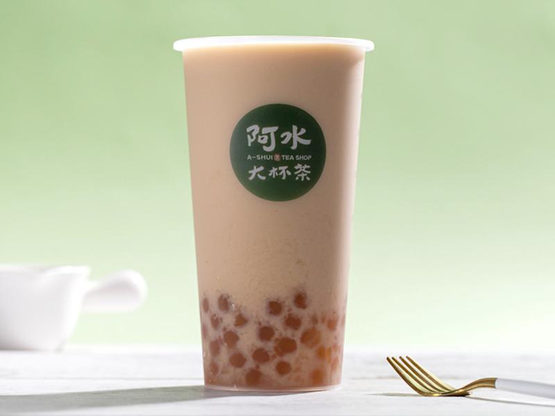 黄金波霸奶茶